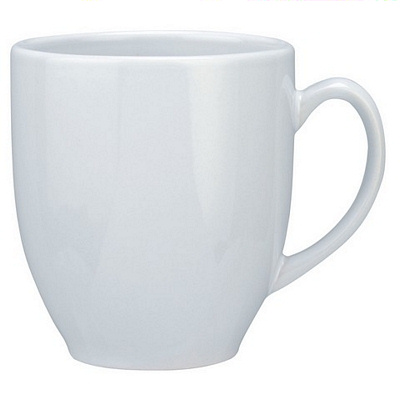 Broadway White Coffee Mug