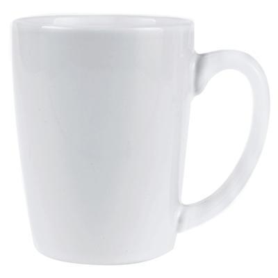 Carnivale White Coffee Mug