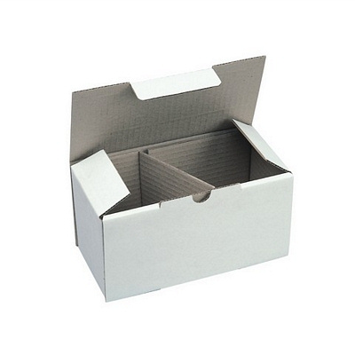 Coffee Mug Box 2 Pack White