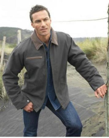 Mens Ranch Jacket