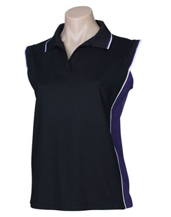 Ladies Bizcool Strike Polo