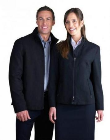 Mens Woolblend Jacket