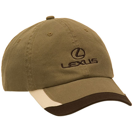 Unstructured Washed Twill Cap