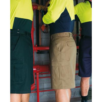 Workwear Cargo Shorts