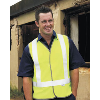 Workwear Velcro Vests - Day/Night use