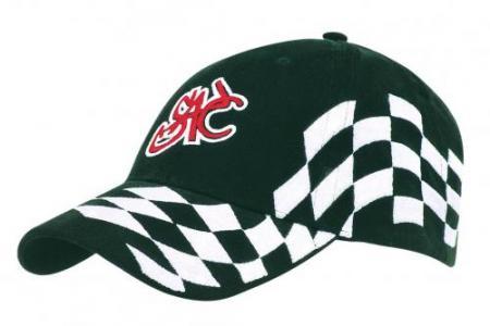 Chequered Flag Cap