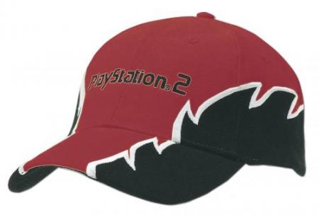 Heavy Brushed Cotton Cap With Razor Embroidery