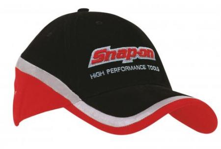Heavy Brushed Cotton Cap With Reflective Trim