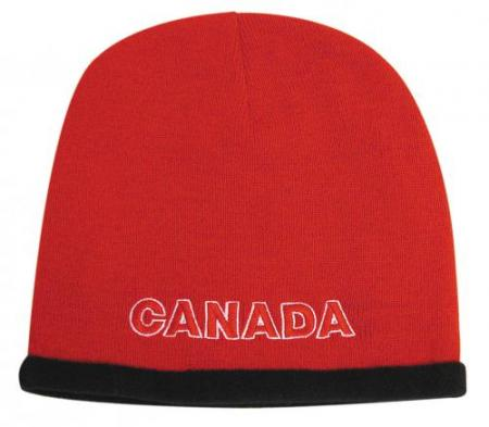 Acrylic Beanie With Polar Fleece Lining