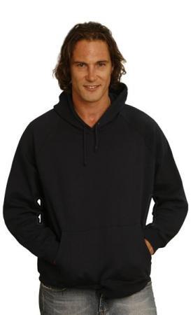 Mens Fleece Hoodie Size: S ? 3XL