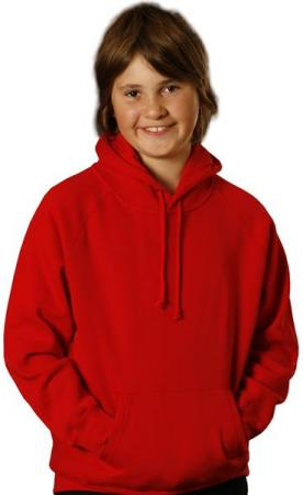 Kids Fleece Hoodie Size: 6K ? 14K
