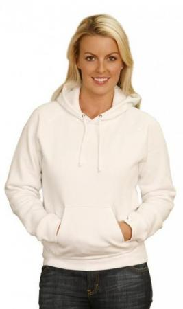 Ladies Fleece Hoodie Size: 8 ? 18