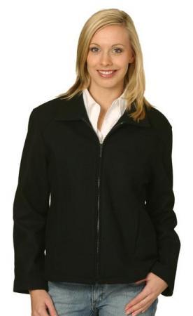 Ladies Wool Blend Jacket Size: 8 ? 16