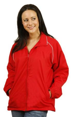 Adults Track Top (Unisex) Size: S ? 3XL