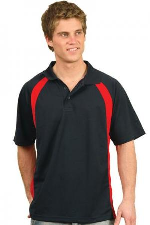 Mens CoolDry Short Sleeve Polo Size: S - 5XL