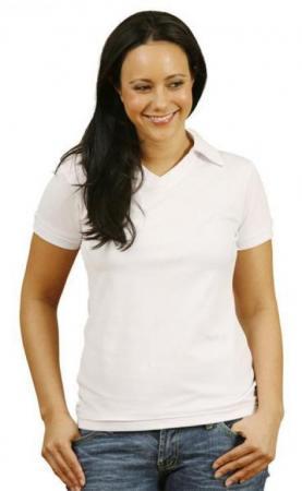 Ladies TrueDry Short Sleeve Polo Size: 8 - 18