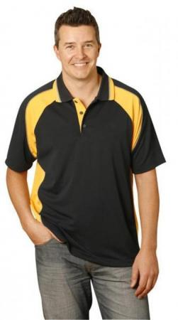 Mens CoolDry Short Sleeve Contrast Polo Size: XS -