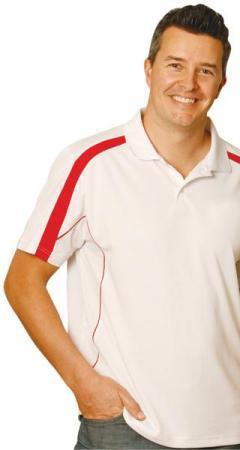Mens TrueDry Short Sleeve Polo Size: XS - 5XL