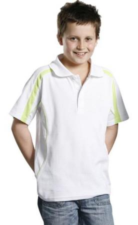 Kids TrueDry Short Sleeve Polo Size: 6K - 14K