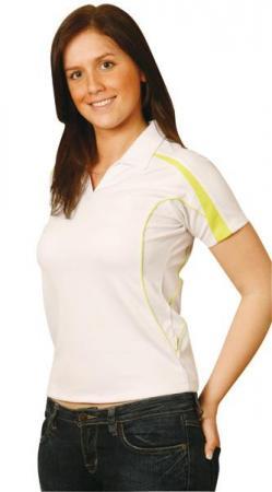 Ladies TrueDry Short Sleeve Polo Size: 8 - 24