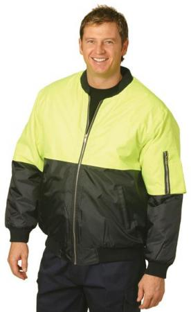 High Visibility Two Tone Flying Jacket Size: XS ?