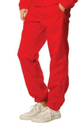 Adults Warm Up Pants Size: XS - 3XL