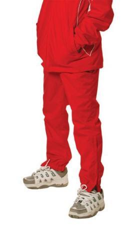 Kids Warm Up Pants Size: 6K - 14K
