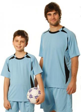 Kids CoolDry Soccer Jersey Size: 6K - 14K