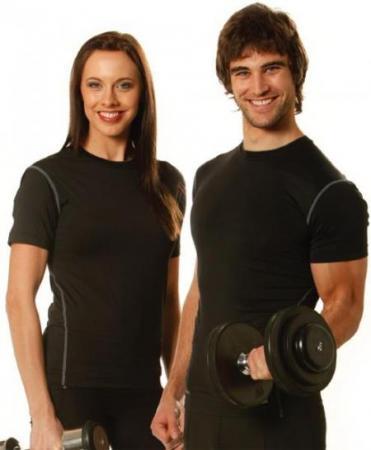 Mens Short Sleeve Top Size: S - 3XL