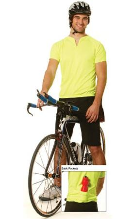 Cycling Top (Unisex) Size: 2XS / 8 - 3XL / 22