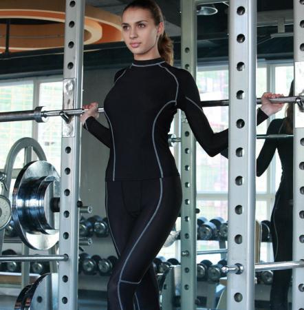 PERFORMANCE WEAR-LADIES FULL LENGTH TIGHTS
