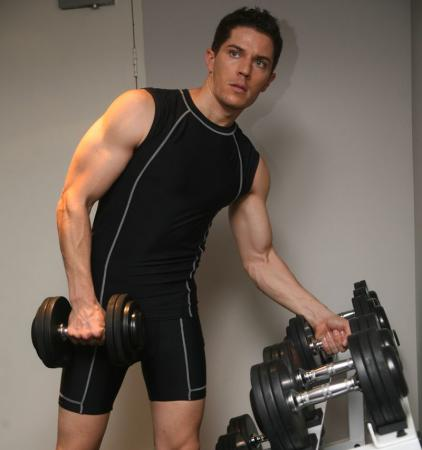 PERFORMANCE WEAR-MENS TANK