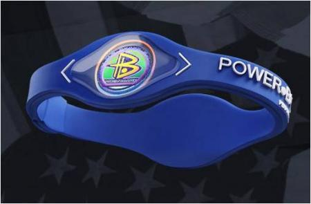 Power Balance Braclet and Charity Wrist Band