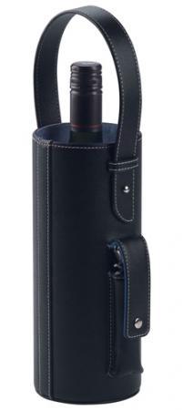 Single Wine Bottle Carrier