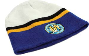 SPECIAL KNITTED ACRYLIC BEANIE
