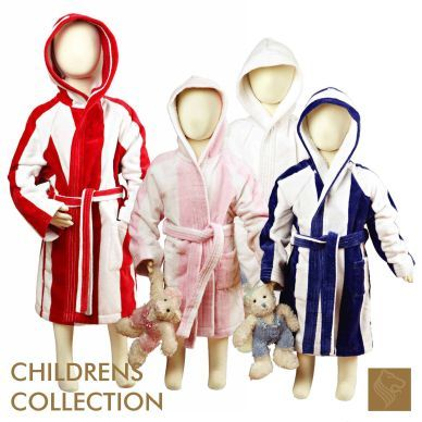 Havana Kids bath robe with hood