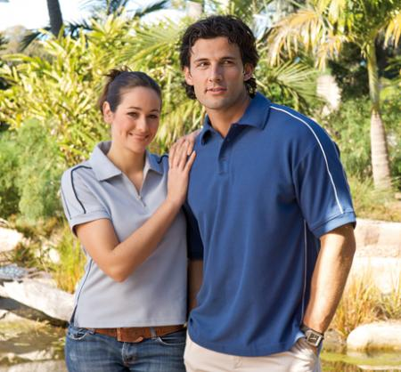 Mens Challenge Polo Shirt