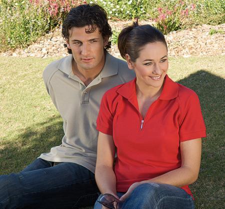 Ladies Byron Bay Cool Dry Polo Shirt