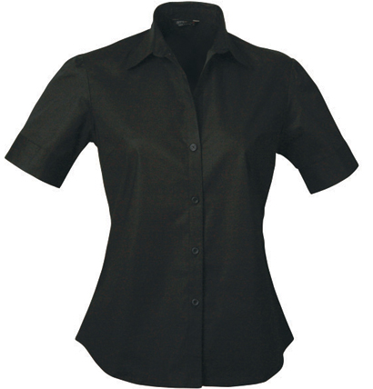 Ladies Stratagem Shirt - Short Sleeve