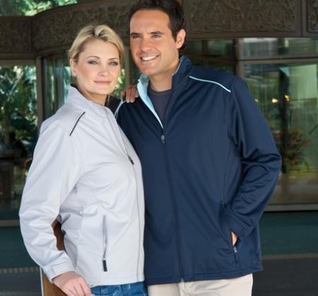 Mens L S Softshell Lite Jacket - Nylon