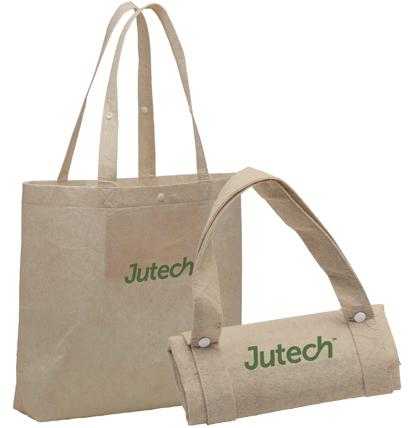 Jute Foldable (50x38x11cm gusset) - Bag