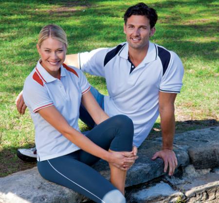 Mens Club Cool Dry Polo Shirt