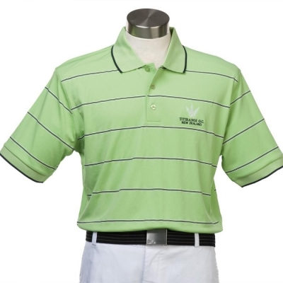 Mens Redland Stripe Polo