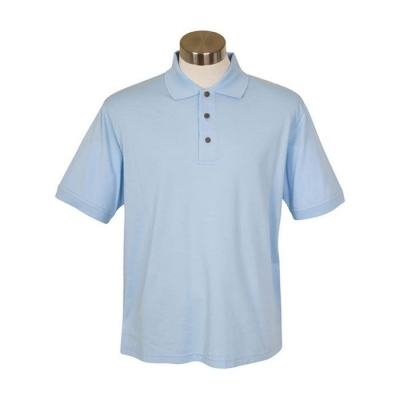 Mens Performance Cotton Polo