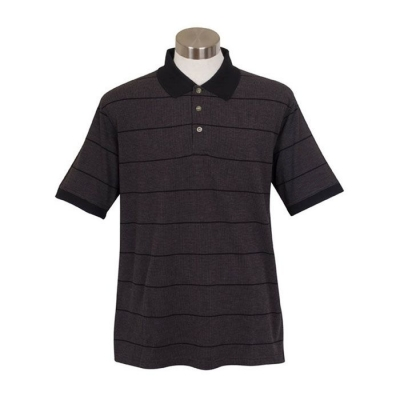 Mens Birdeye Broad Stripe Polo