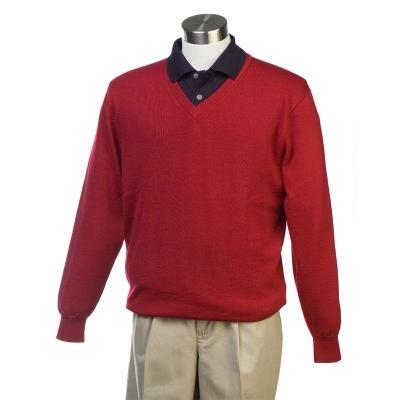 100% Wool Club Jumper