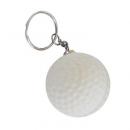 Stress Golfball Keyring