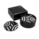 Salt & Pepper Coaster Set