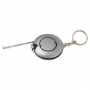 Led Keyring Torch/Tape Measure