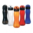 Marathon Plastic Alloy Sports Bottle